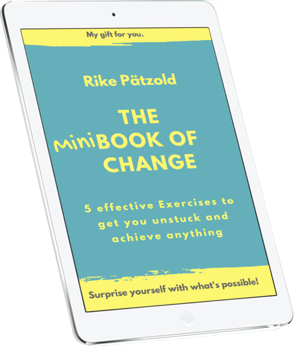 Rike Pätzold Compass Coach the mini Book of Change